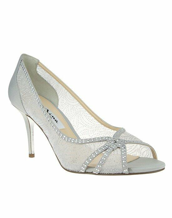 Nina Bridal FRESH_SILVER_MAIN Wedding Shoes photo