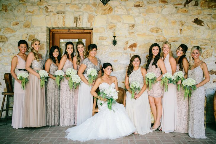 A Traditional Italian Inspired Wedding At Holman Ranch In