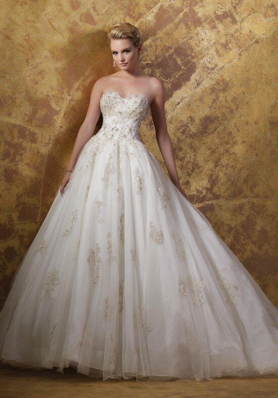 James Clifford Collection J11575 Wedding Dress photo