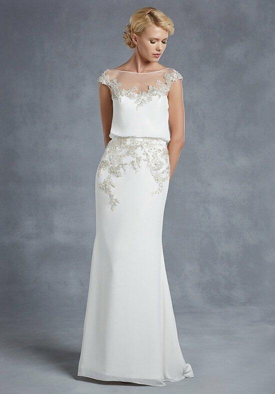 Blue by Enzoani Harlem Wedding Dress photo