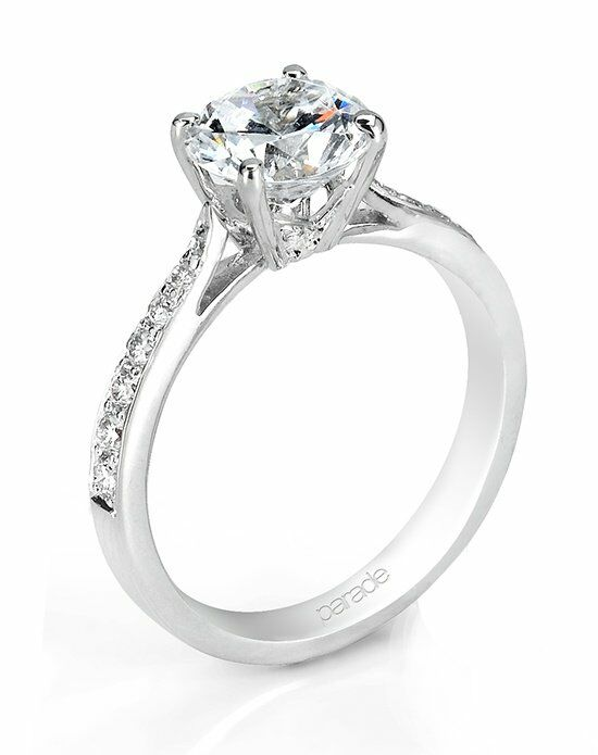 Parade Design Style R1686 from The Hemera Collection Engagement Ring photo