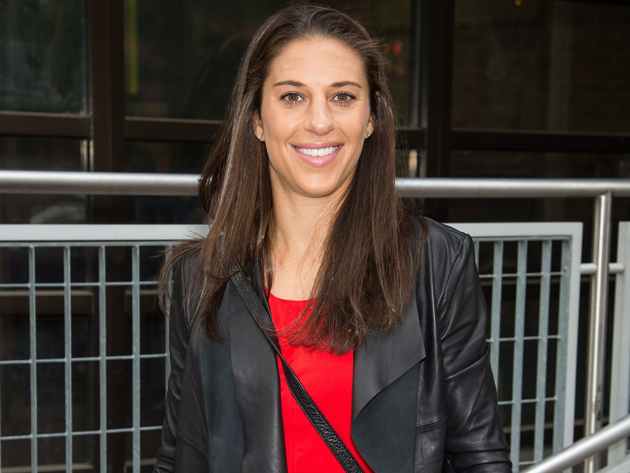 You Ve Got To See World Cup Hero Carli Lloyd S Engagement