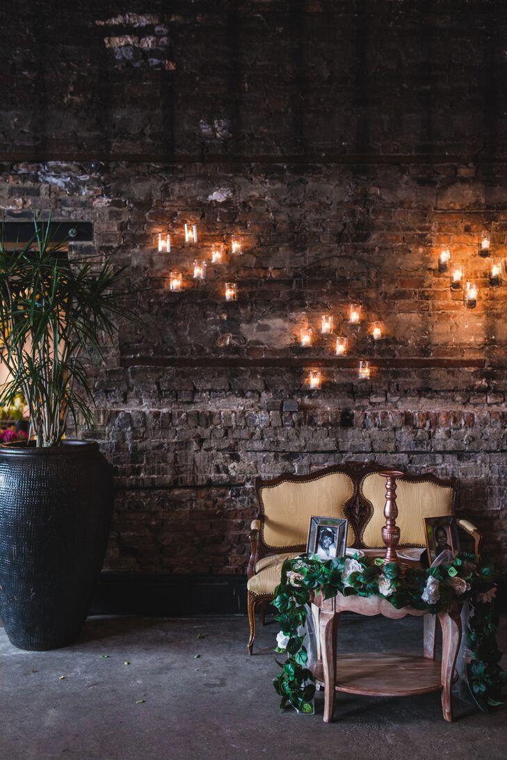 A New Leaf Wedding Reception In Chicago