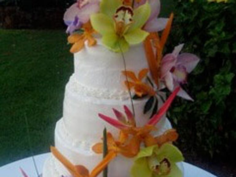 Wedding Cakes in Hilo