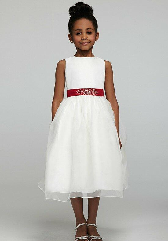 David's Bridal Juniors NM006 Flower Girl Dress photo