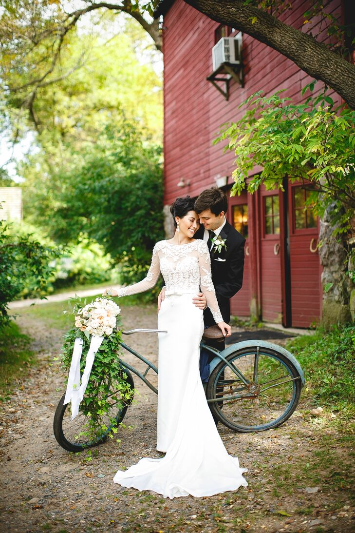 A Rustic Glam Wedding At Camrose Hill In Stillwater Minnesota