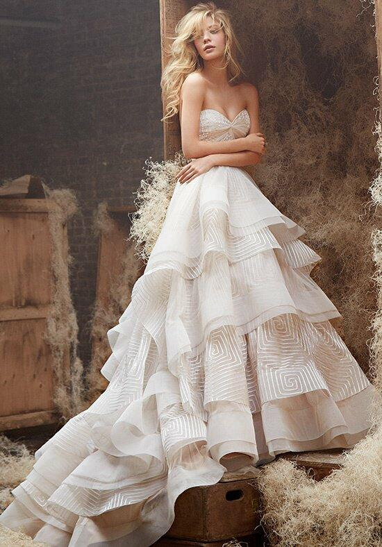 Favorite for Hayley paige wedding dresses cost