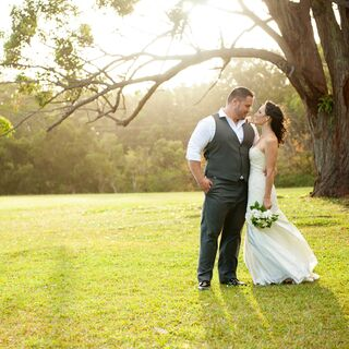 An Elegant Ranch Wedding in Haleiwa