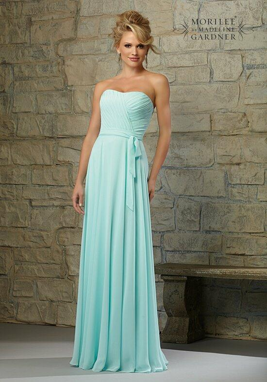 Mori Lee by Madeline Gardner Bridesmaids 713 Bridesmaid Dress photo
