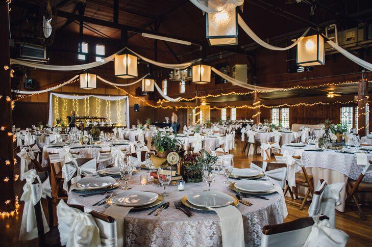 A Rustic Barn Wedding At The Columbia Ballroom In Columbia