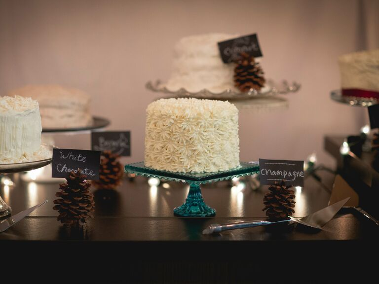 Wedding Cakes - Juneau