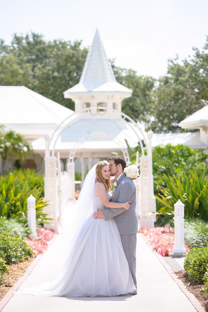 A Disney Inspired Wedding At S Grand Floridian Resort And Spa In Orlando Florida