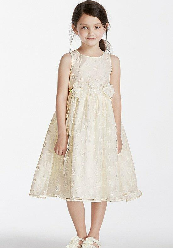 David's Bridal Juniors 1150494 Flower Girl Dress photo