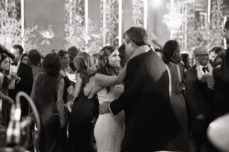 Jewish Wedding Reception First Dance
