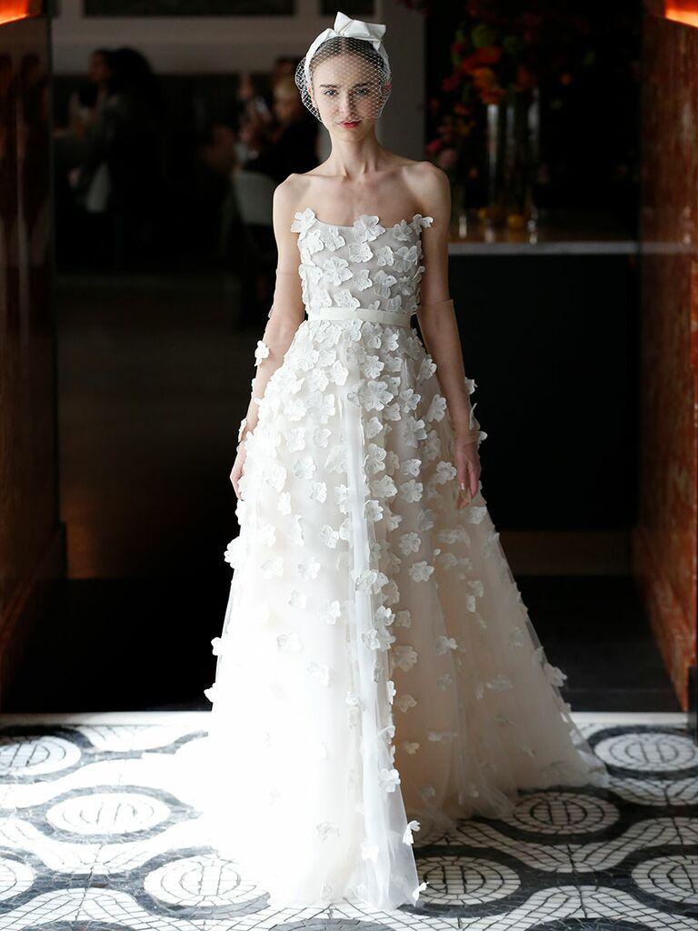 romantic wedding dresses romantic wedding dresses Romantic Wedding Dresses From Bridal Fashion Week