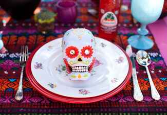 Day of the Dead Wedding Inspiration
