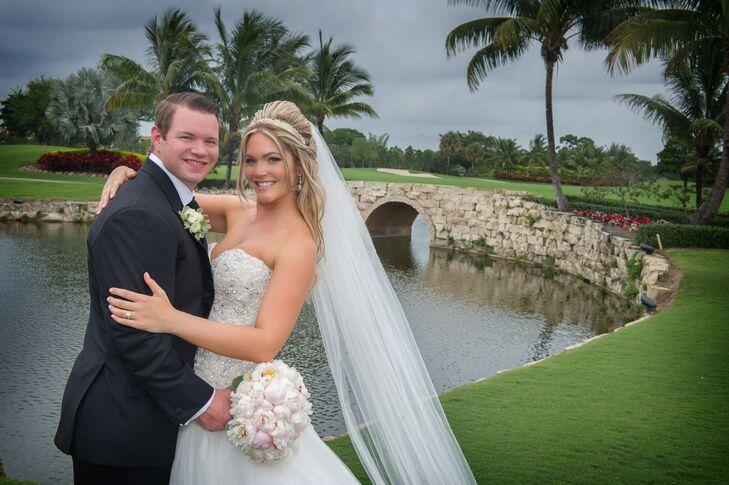 An Elegant Wedding At The Ballenisles Country Club In Palm Beach Gardens Florida