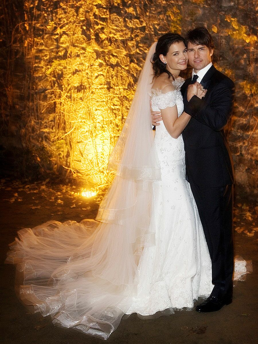 50 Standout Celebrity Wedding Dresses of All Time