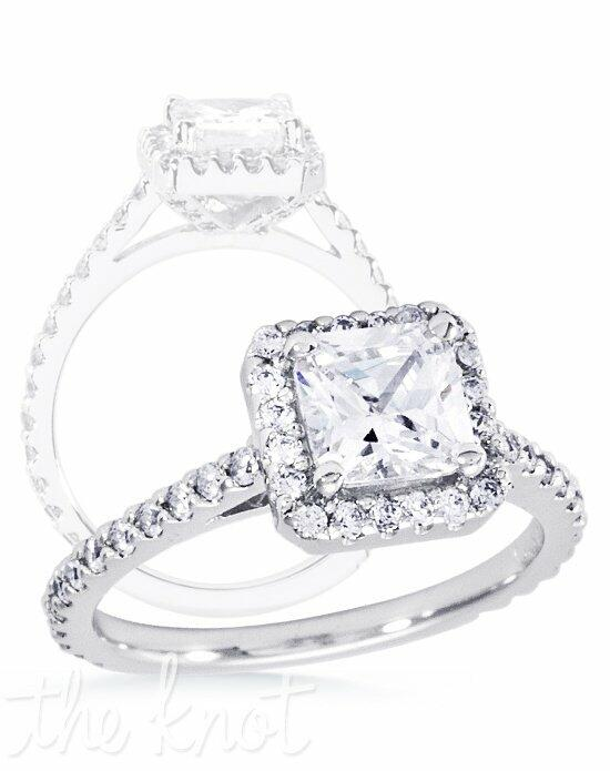 Diamond Ideals HENR7898 Engagement Ring photo