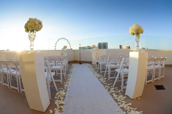Platinum hotel spa las vegas las vegas nv for 702 weddings terrace