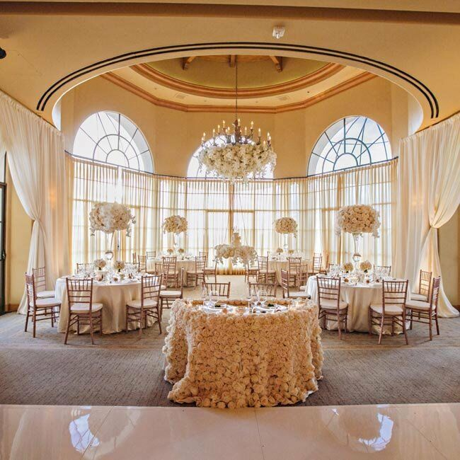 Wedding Decorations Gold Coast: A Classic Formal Wedding At The Resort At Pelican Hill In