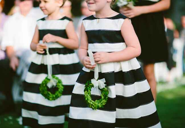 Striped Wedding Ideas