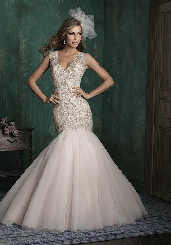 Allure Couture C343 Wedding Dress photo