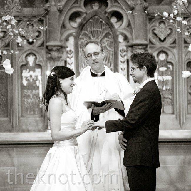 The 20 Year Wedding March: An Elegant Traditional Wedding In Cambridge, MA