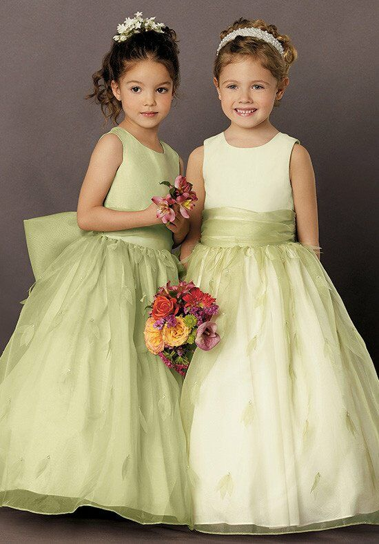 Sweet Beginnings L507 Flower Girl Dress photo