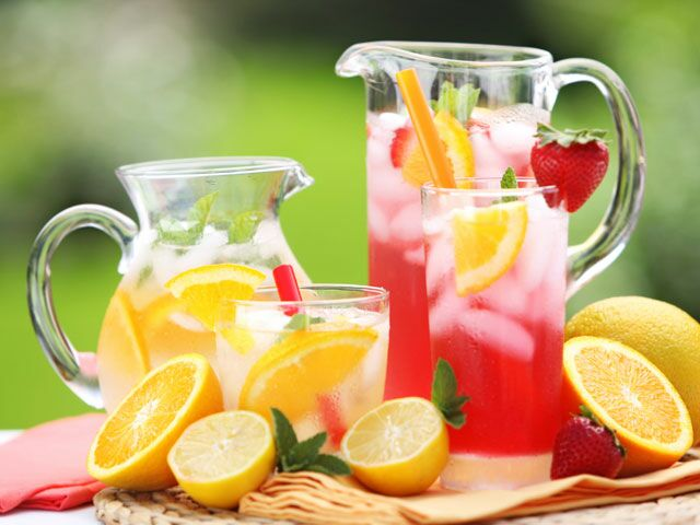 5 Summer Party Punches