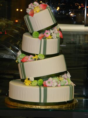 wedding cakes desserts in omaha ne the knot. Black Bedroom Furniture Sets. Home Design Ideas