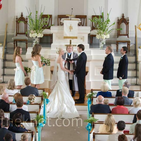 Informal Wedding Ceremony Ideas: Casual Wedding Party