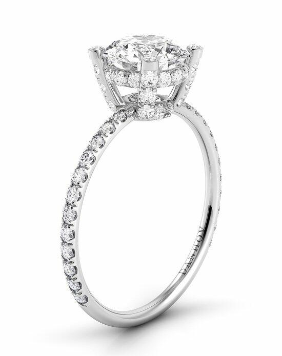 Danhov Classico Diamond Prongs Engagement Ring photo