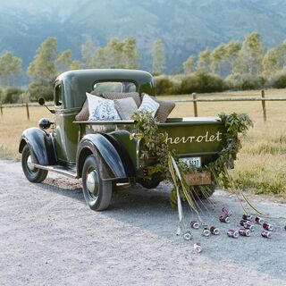 A Ranch Wedding in Jackson