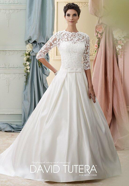 David Tutera for Mon Cheri 215279 - Ellie Wedding Dress photo