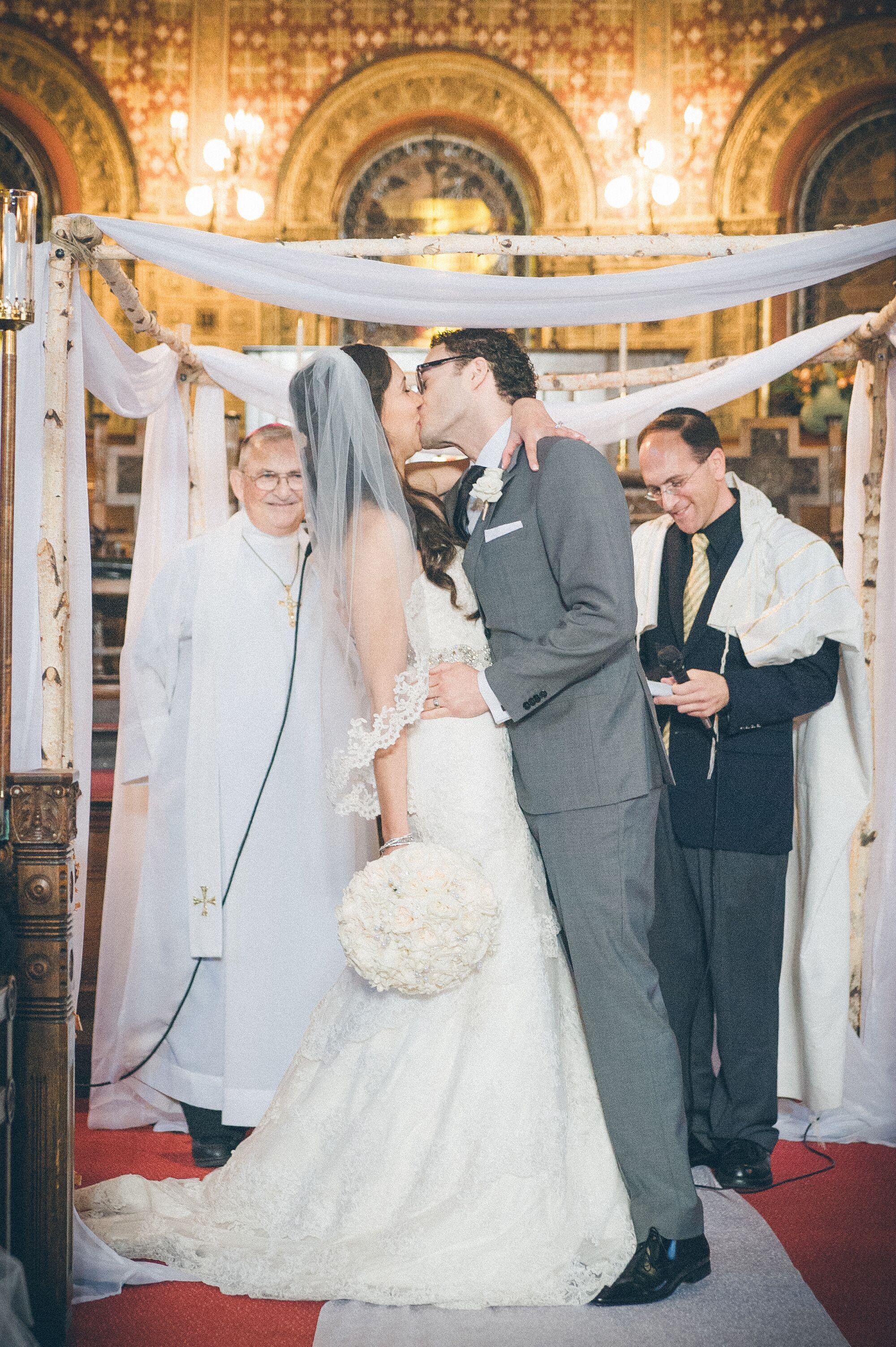 Traditional Jewish Wedding Ceremony