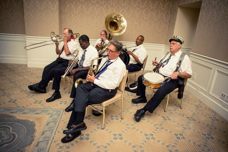 New Orleans Brass Band Ceremony Music