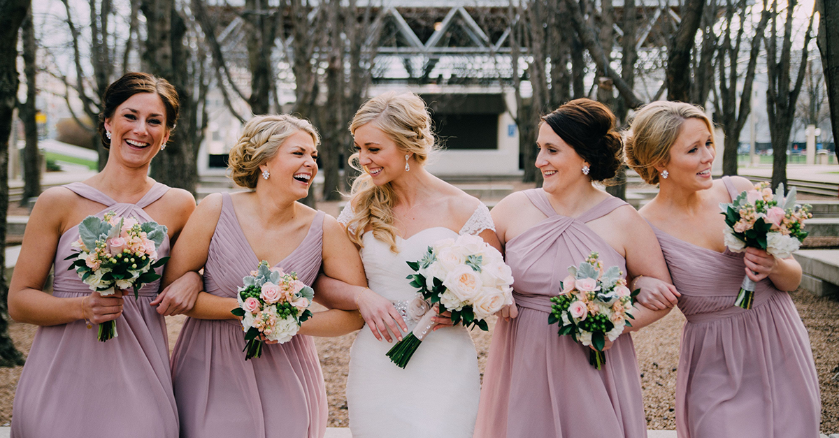 Bridesmaid Duties In Detail