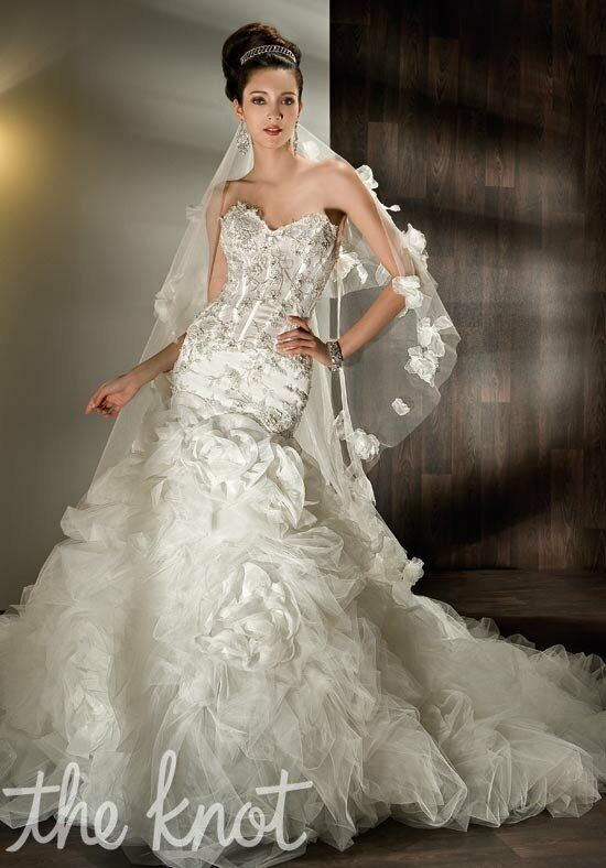 Demetrios 530 Wedding Dress photo
