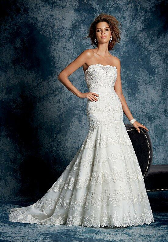 Alfred Angelo Sapphire 896 Wedding Dress photo