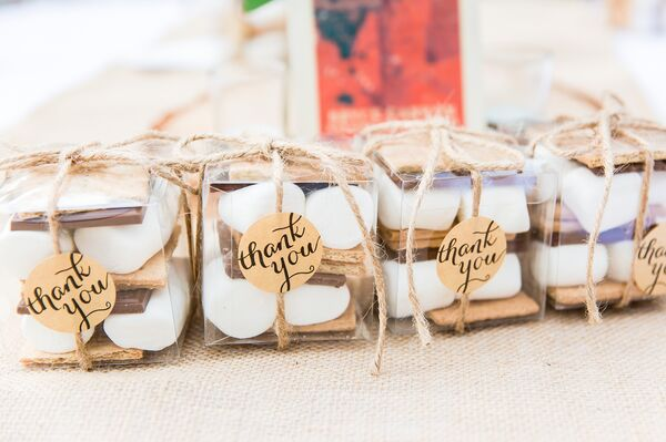 """Thank You"" S'mores Kits"