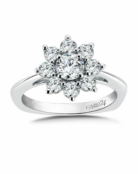 Caro 74 CR765WCT Engagement Ring photo