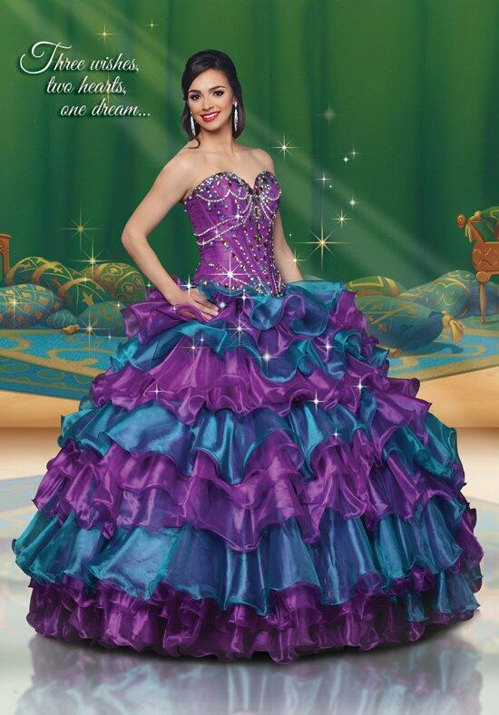 Disney Royal Ball 41058 Bridesmaid Dress photo