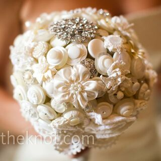 ... Real DIY Wedding Flowers
