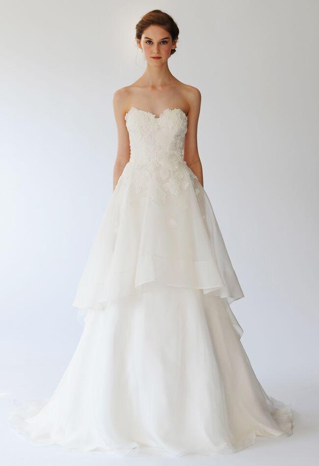 Rose Spring Wedding Dresses
