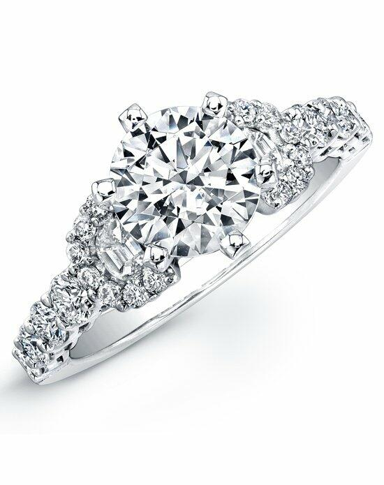 Natalie K Classique Collection - NK23350-W Engagement Ring photo