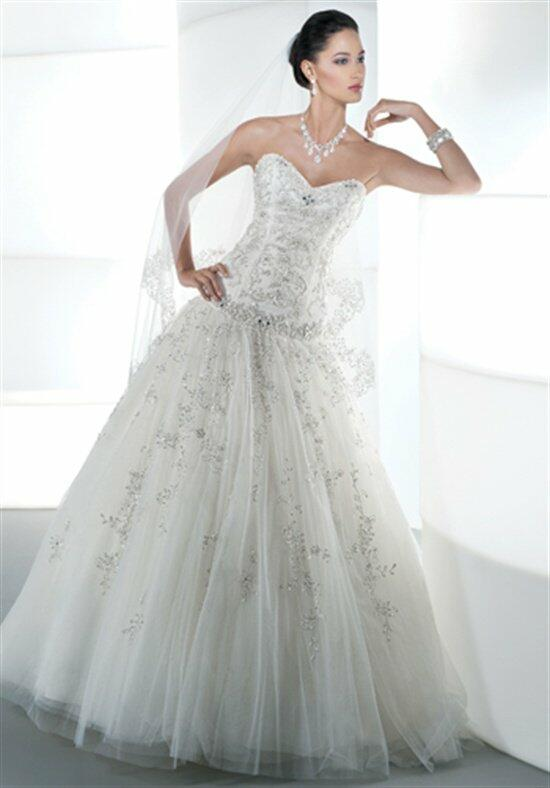 Demetrios 534 Wedding Dress photo
