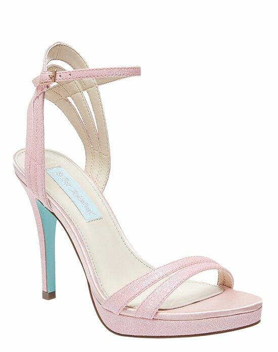 Blue by Betsey Johnson SB-ELLA - PINK Wedding Shoes photo