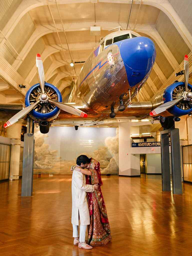 couple at henry ford museum
