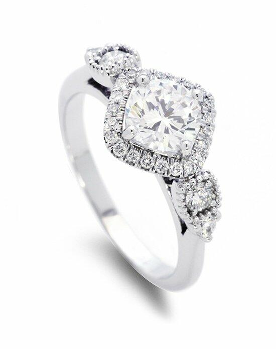 Timeless Designs R2039D Engagement Ring photo
